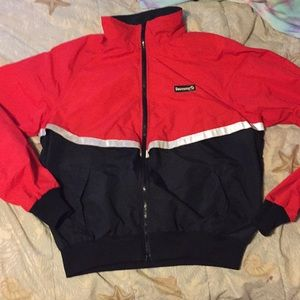 Vintage saucony Light weight jacket